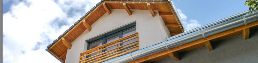 Farkas Construct, Harghita - Case si constructii din lemn Logo