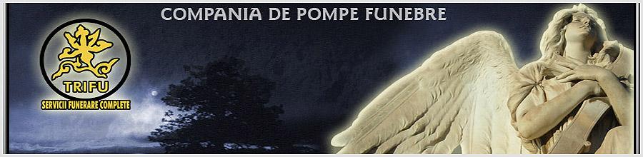 Compania de Pompe Funebre -Trifu Logo