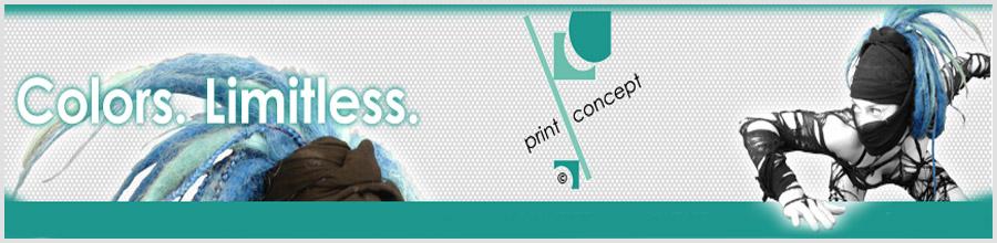 Print Concept Logo