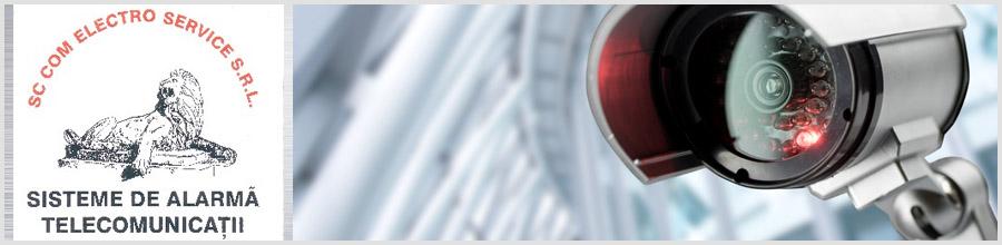 COM ELECTRO SERVICE Logo