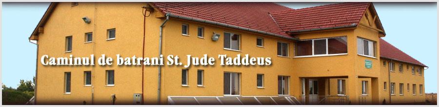Caminul de batrani St. Jude Taddeus Satu Mare Logo