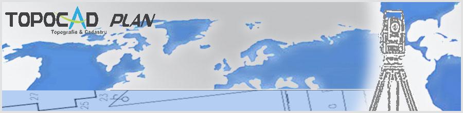 Topocad Plan Logo
