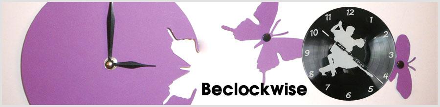 Beclockwise Logo