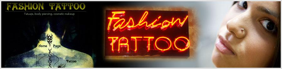 FASHION TATTOO Logo