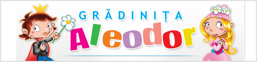 GRADINITA ALEODOR Logo