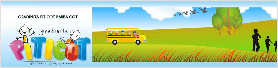 Piticot Barba Cot, Gradinita & After School - Pitesti Logo