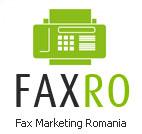 FaxRo Logo