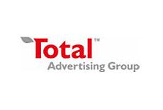 TOTAL ADVERTISING Logo