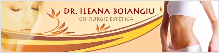Dr. Ileana Boiangiu Logo
