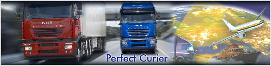 Perfect Curier Logo