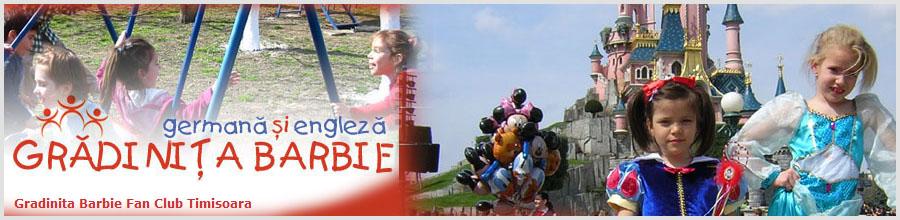 GRADINITA BARBIE FAN CLUB Logo