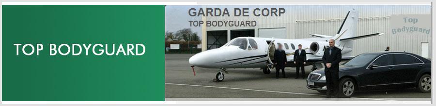 TOP BODYGUARD Logo