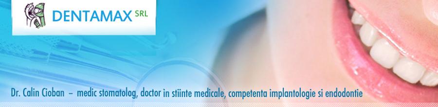 CABINET STOMATOLOGIC DENTA MAX Logo