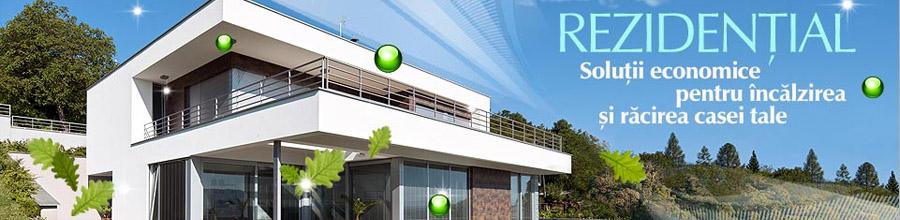 AERA Group, Solutii de ventilatie, climatizare si purificare a aerului, Bucuresti Logo