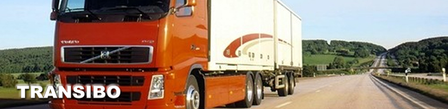 Transibo - transport marfa intern, international Bucuresti Logo