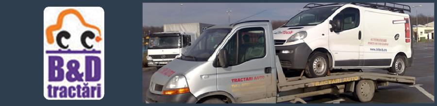 B&D TRACTARI AUTO Logo
