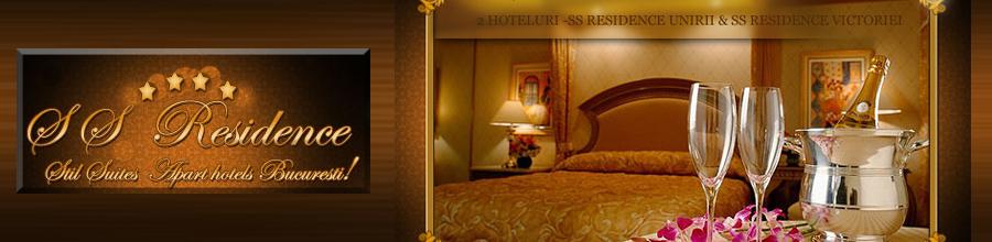 SS RESIDENCE APART HOTELS Logo