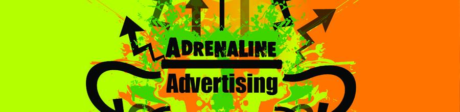Adrenaline Advertising Logo