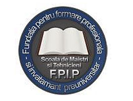 FUNDATIA PENTRU FORMARE PROFESIONALA SI INVATAMANT PREUNIVERSITAR Logo