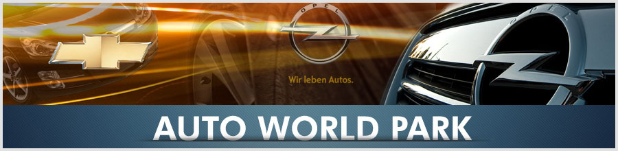 Auto World Park Logo