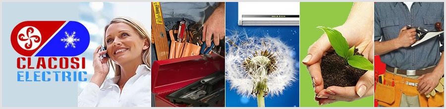 Clacosi Grup, Brasov - Service instalatii termice, electrice, sanitare Logo