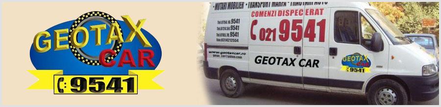 GEOTAX CAR Logo