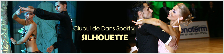 Clubul de Dans Sportiv SILHOUETTE Logo