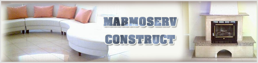Marmoserv Construct, Gravura marmura si granit - Pitesti Logo