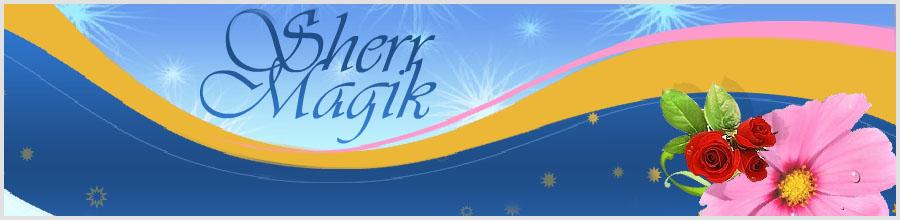 SHERR MAGIK Logo