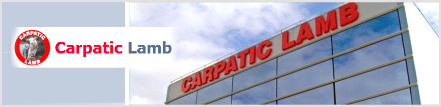ABATOR OVINE - CARPATIC LAMB Logo