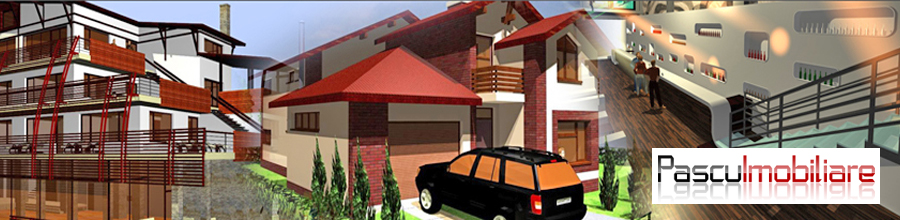 Pascu Imobiliare - Agentie imobiliara Bucuresti Logo