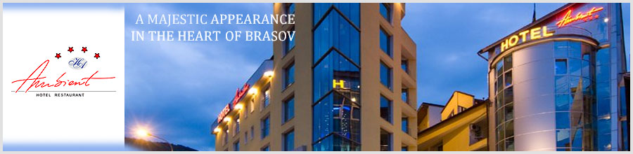 Hotel Ambient 4* Brasov Logo