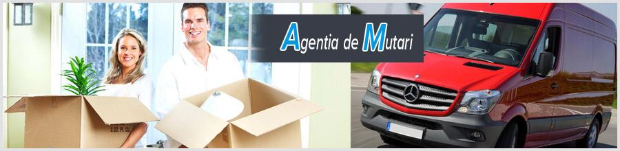 Agentia de Mutari - Transport mobila Bucuresti Logo