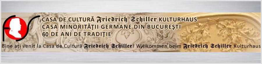 Casa de cultura Friedrich Schiller Bucuresti Logo