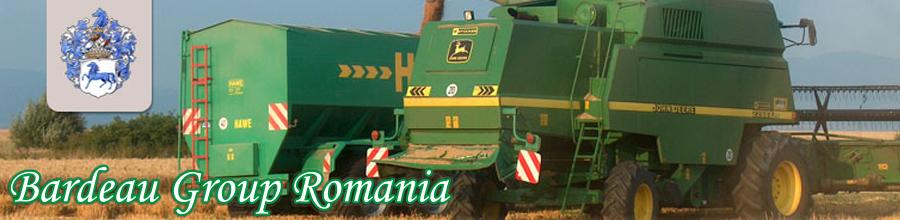 BARDEAU GROUP ROMANIA Logo
