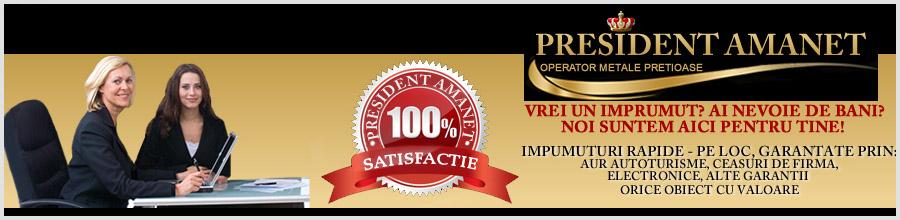 PRESIDENT FINANCIAL GOLD GROUP Logo