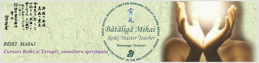 Reiki Masaj Logo