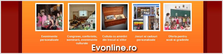 www.evonline.ro Logo