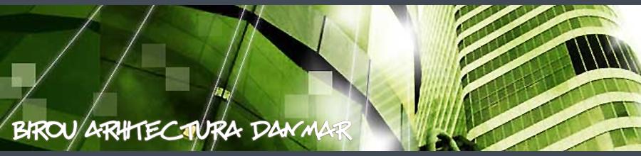 BIROU ARHITECTURA DANMAR Logo