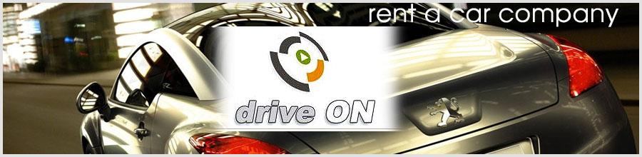 Drive ON Logo