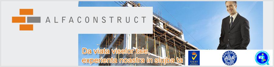 Alfaconstruct, Targu Mures - Constructii si amenajari interioare Logo