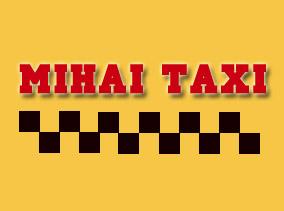 MIHAI TAXI Logo