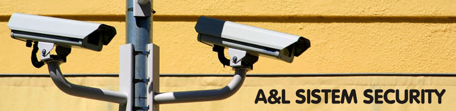 A&L SISTEM SECURITY Logo