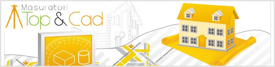 TOP&CAD Masuratori Logo