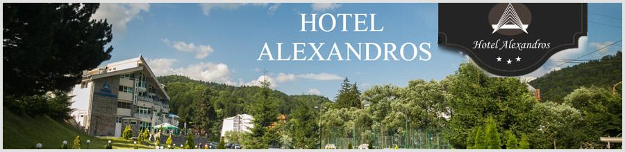 Complex Turistic Alexandros Logo