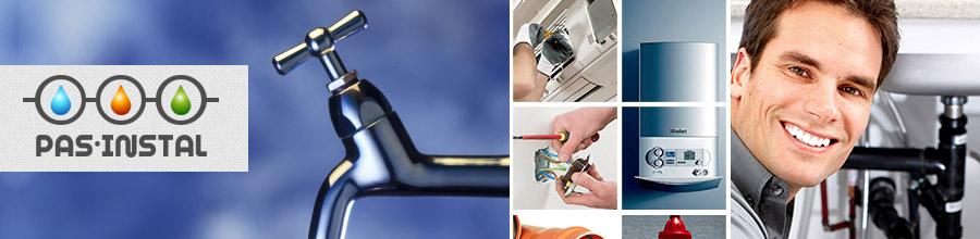 Pas Instal - Instalatii sanitare,termice,electrice Bucuresti Logo