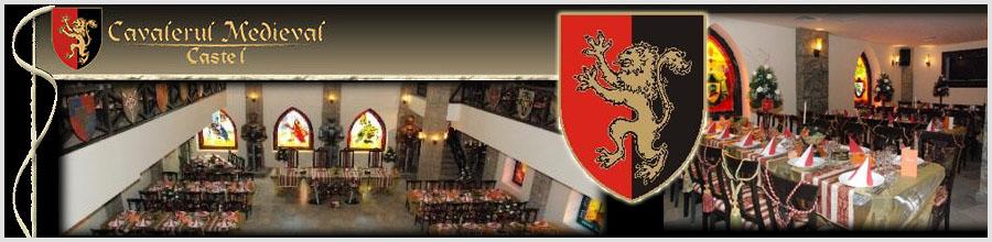 Castelul Cavalerul Medieval, Restaurant Iasi Logo