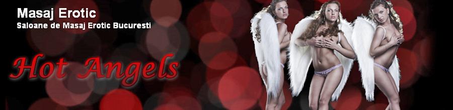 Masaj Erotic hot Angels Logo