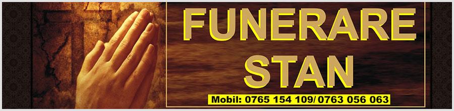 Agentia Funerara Stan Logo