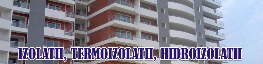 Izolatii, termoizolatii, hidroizolatii Logo